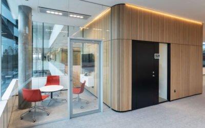 Dizajn, funkcija i klasifikacija zvuka: 3-u-1 rešenje za vrata u pametnim sobama