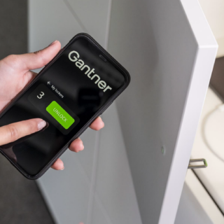 Gantner Smart Lockers System