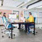 Framefour meeting delight office konferencijski stol 4