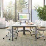 Framefour meeting konferencijski stol delight office 2