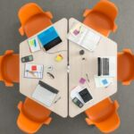 Verb konferencijski i radni stol 5